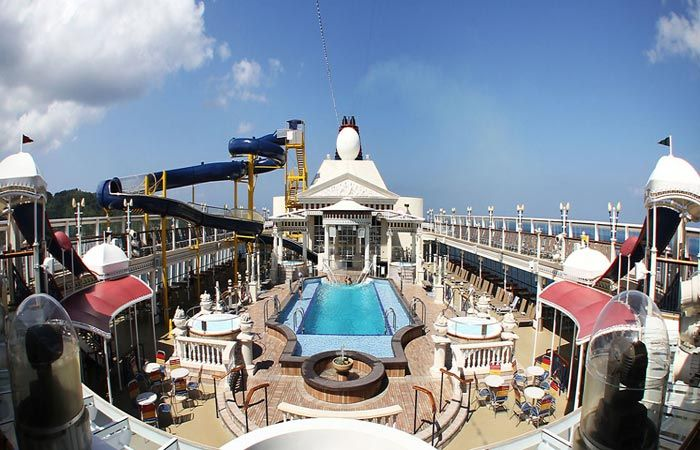 Star Cruises Orders Another Huge 150,000 Ton Cruise Ship