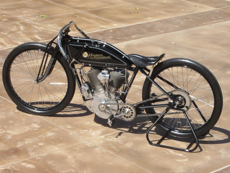 1919 Reading Standard 1000cc Board Track Racer