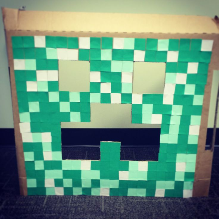 Fine Minecraft Creeper Toss Game Catet D Ocoug Best Dining Table And Chair Ideas Images Ocougorg