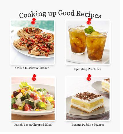 Hier finden Sie großartige Rezepte von Kraft. #cookingupgood   – #StartFreshBuyNew