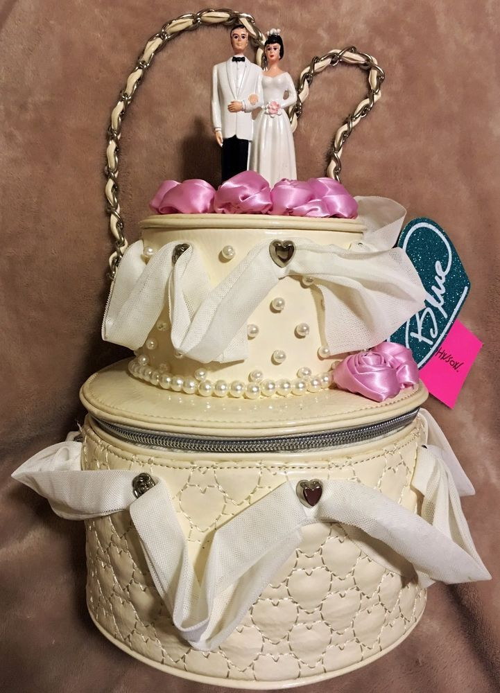wedding cake bag 226 best betsey johnson kitschy handbags amp jewelry images 21775