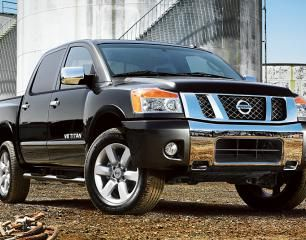 Nissan Announces Next-Generation Titan to Have Cummins Turbo Diesel Engine