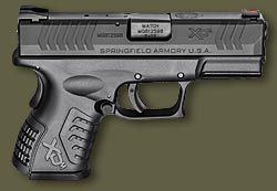 Springfield XDM Compact .40S&W Speed up and simplify the pistol loading process with the RAE Industries Magazine Loader. http://www.amazon.com/shops/raeind