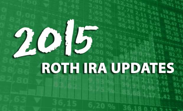 2015 Roth IRA Updates  Once again it's the time of year when the IRS announces changes to the Roth IRA contribution and income limits. So what's in store for 2015 for Roth IRA?  http://www.biblemoneymatters.com/2015-roth-ira-updates/