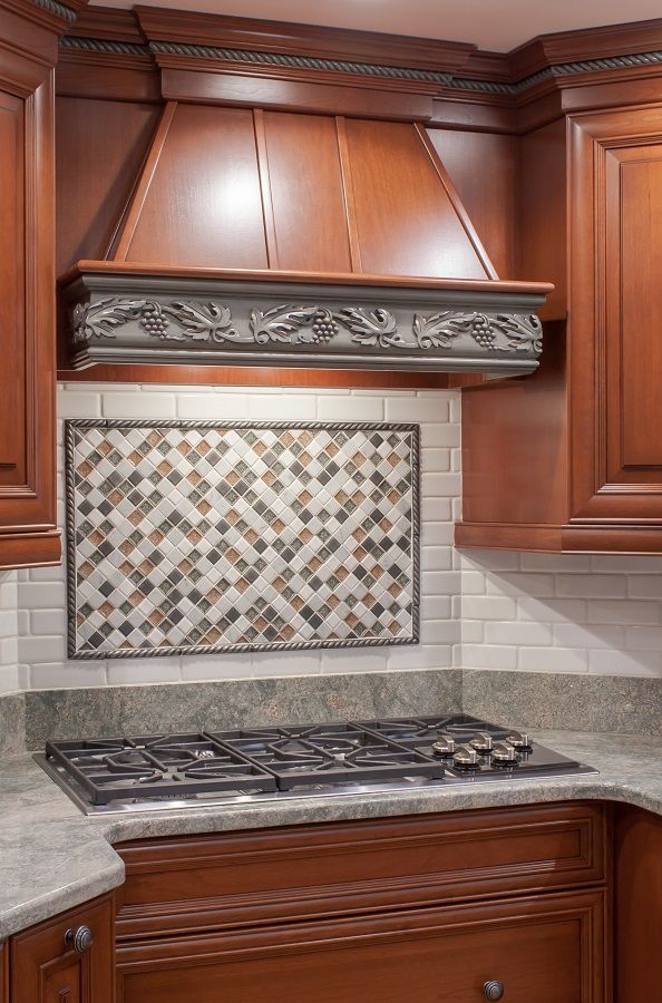 Backsplash Idea Three Inch Granite Backsplash With White