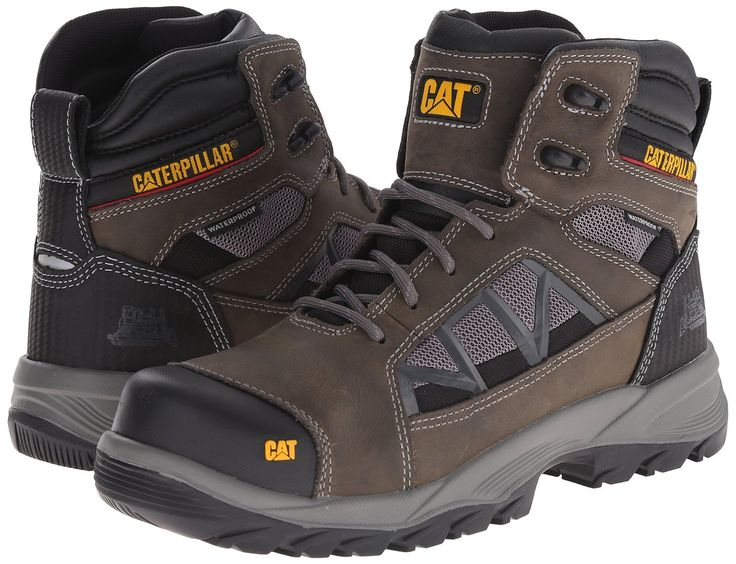 Compressor 6'' Waterproof Composite Toe Boots by Caterpillar