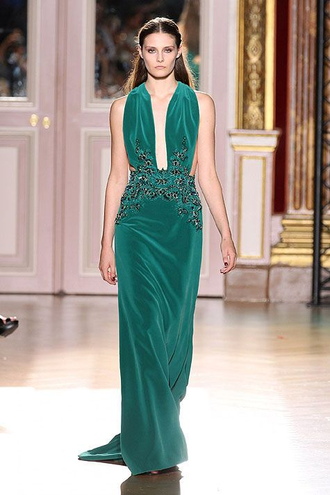 19 best It\'s Greeeeen Time!!! images on Pinterest | Evening gowns ...
