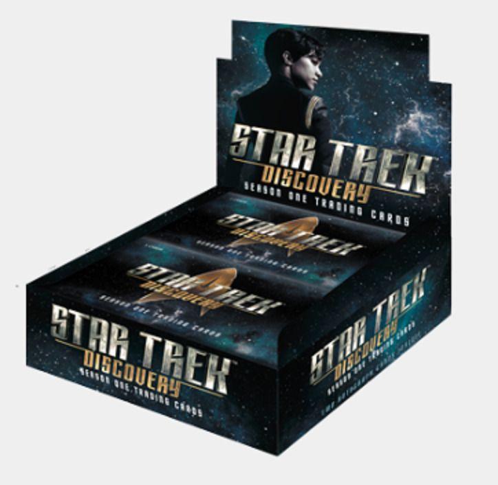 P1 Promo 2019 Star Trek Discovery Season One Factory Sealed Box