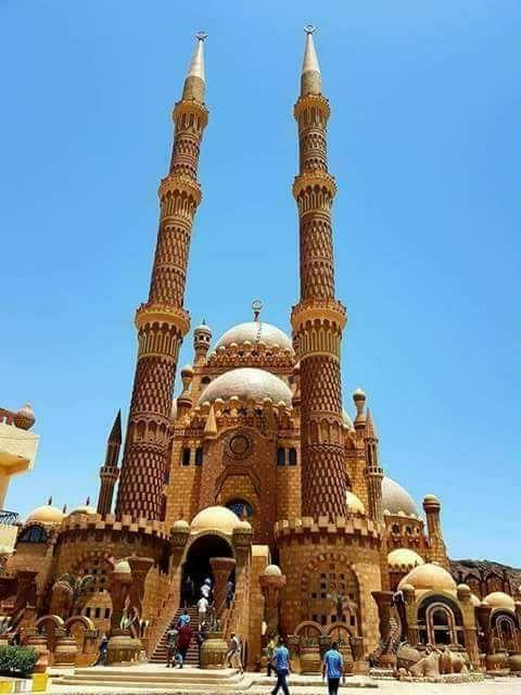 ElSahaba Masjid, Sharm ElSheikh Sinai ♥♥♥