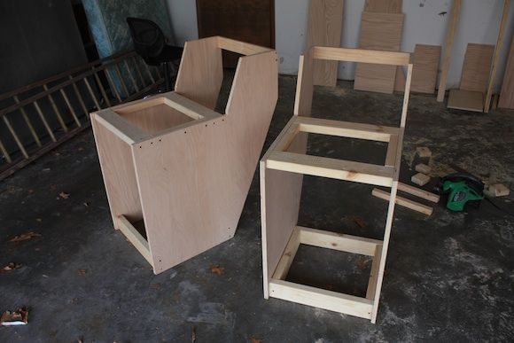 This is the photo blog of my desk build. I will start with saying that I have very little skill in carpentry and this is the first thing I've built like this besides some gobos and bird houses in h...