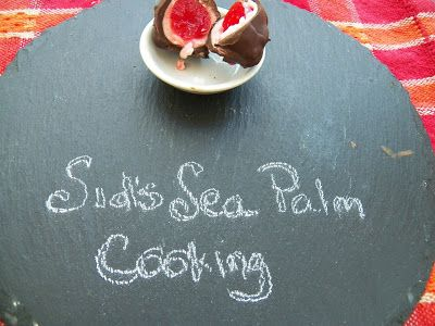 Sid's Sea Palm Cooking: Chocolate Covered Cherries