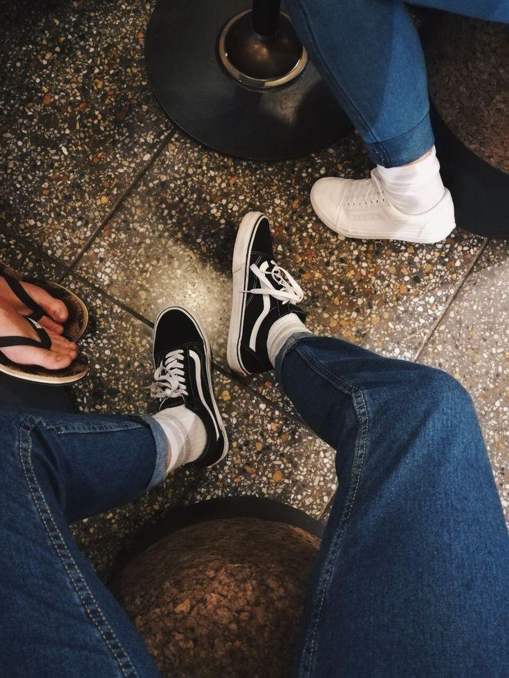 Vans. Tumblr. Fashion. Glitter