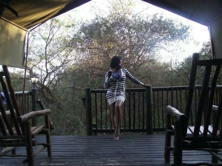 Luxury camping in Hazyview