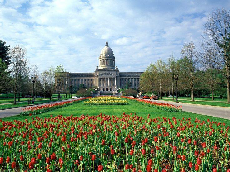 Kentucky State Capitol Building, Frankfort, Kentucky