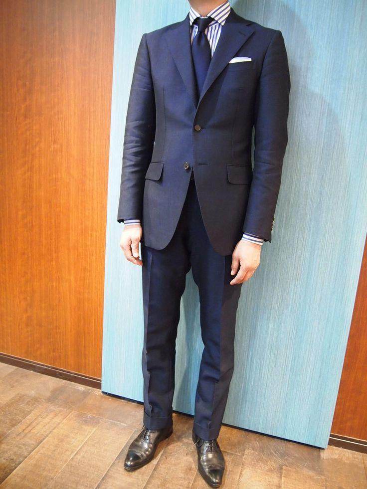 » 2012 » May&C表参道店 | パーソナルオーダースーツ・シャツの麻布テーラー | azabu tailor
