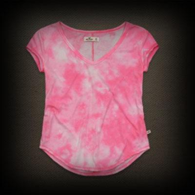 ホリスター レディース Tシャツ Hollister Whispering Sands Tee ニット Tシャツ-アバクロ 通販 ショップ-【I.T.SHOP】 #ITShop