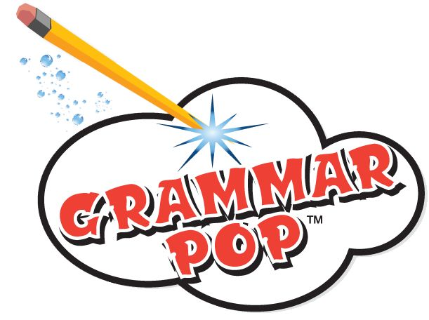 Grammar Pop app by Grammar Girl (Mignon Fogarty)