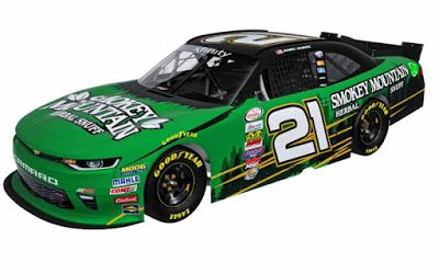 The Motorsports News Source: Smokey Mountain Snuff partners with Hemric