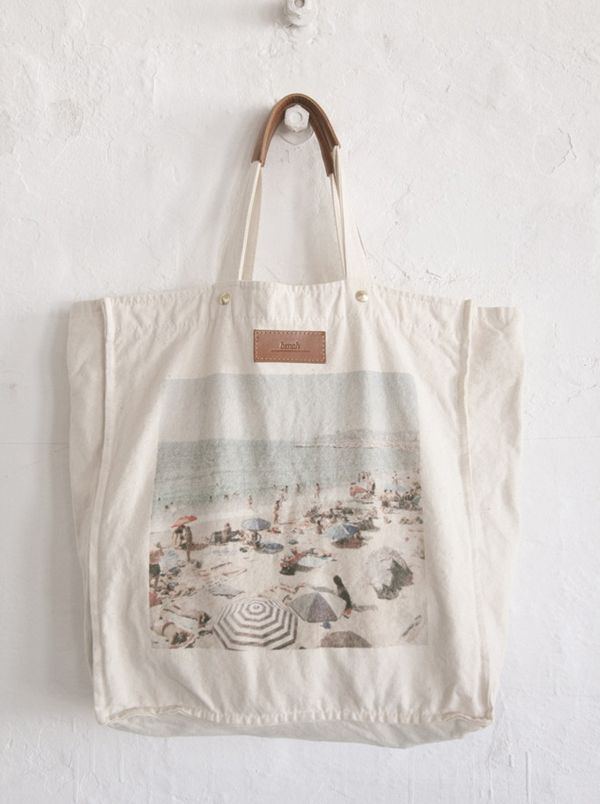 : Beach Bags Totes, Beaches, Beach Totes, Idea, Style, Summer, Accessories, Tote Bags, Canvases