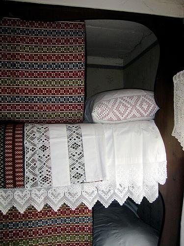 Bed in Dalarna, via Flickr.