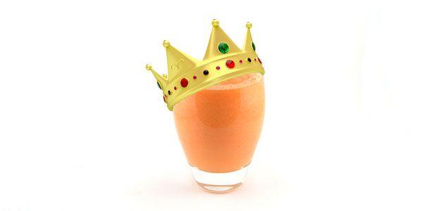 Koningssmoothie met wortel banaan en ananas recept - Supersnel gezond