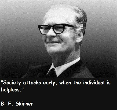 Bf Skinner Quotes: 17 Best Images About B. F. Skinner On Pinterest