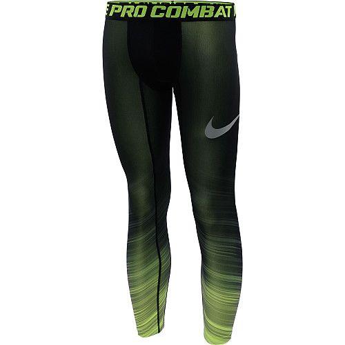 NIKE Men's Pro Combat Core Compression Tights