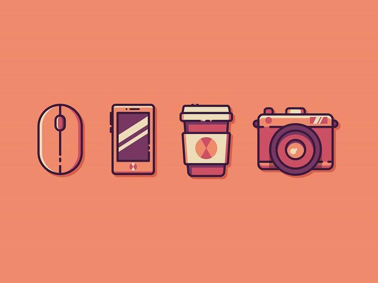 Icon set by Bojan Oreskovic http://iconutopia.com/best-icons-of-the-week-week-11/