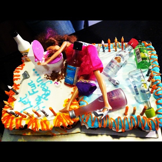 Wondrous Alfa Img Showing Barbie Cakes At Walmart Funny Birthday Cards Online Necthendildamsfinfo