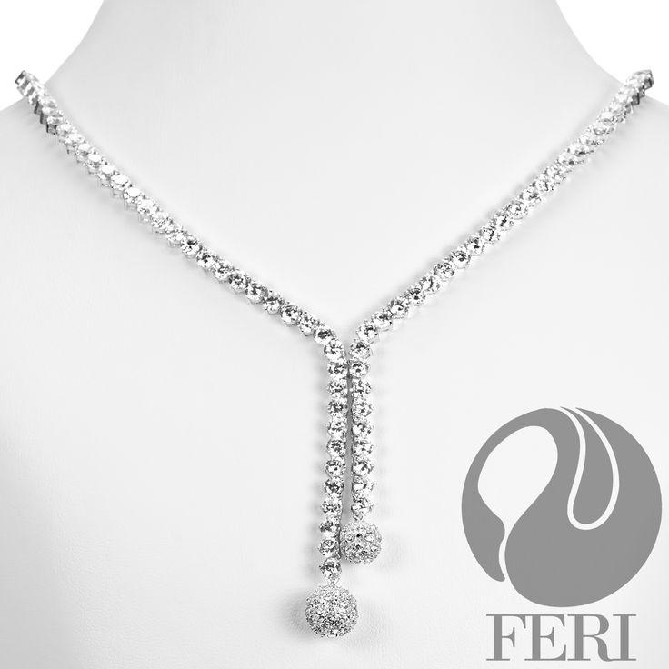 FERI Drop Lights Necklace