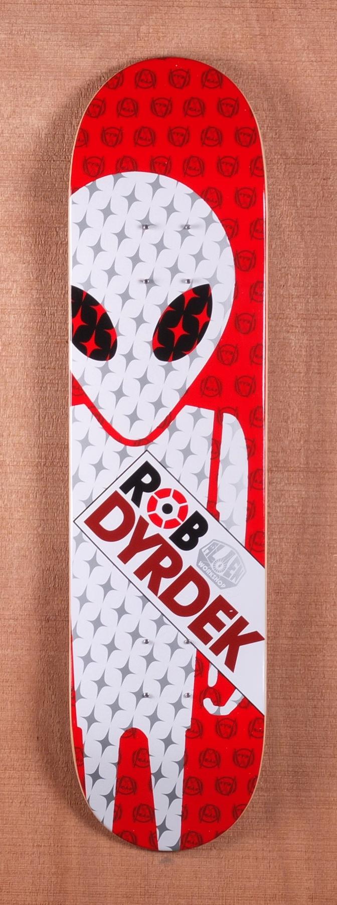 "Alien Workshop Dyrdek Soldier 7.75"" Skateboard Deck"
