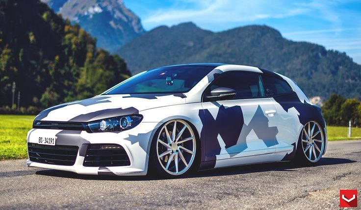 #SciroccoWeek is going strong! Its #SciroccoWeek at #VdubNews - this week we'll be posting the hottest #VW #Scirocco s that we've seen on the interwebs. Seen a hot 'rocco? Tag us ur DM for a shoutout!  #VWScirocco #VagScene #VagTuning #VwTuning #Slammed #VwPorn #LoveVw #VwStyling #GermanCars #Volkswagen #rocco #Vdub #  Wrap game on point and these #Vossen #wheels