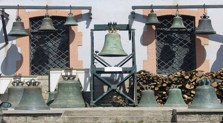 "The characteristic town of Agnone, in the province of Isernia, Upper Molise, is known worldwide as the location of the bells. This only works because of the Pontifical Foundry ""Marinelli"", which - survived the dynasties of hardworking bell ringers of Agnone - the year one thousand handed down from father to son the tradition of bell casting. To achieve a Continue Reading"