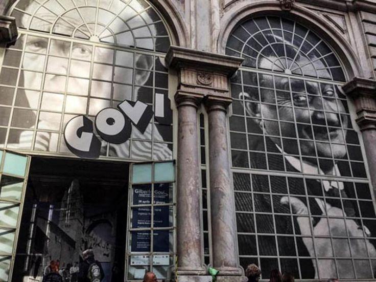 UNA MOSTRA NEL NOME DI GOVI Alla Loggia di Banchi, nel cuore di Genova, una mostra dedicata al grande attore dialettale scomparso mezzo secolo fa