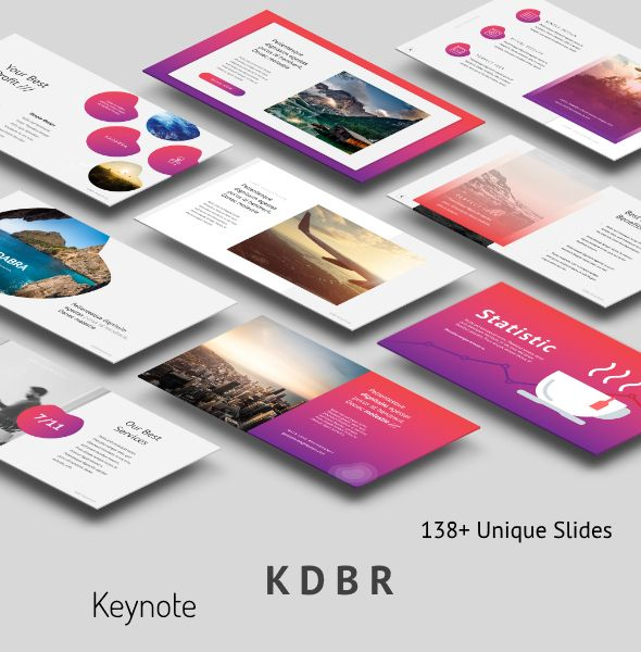 KDBR - Keynote Template