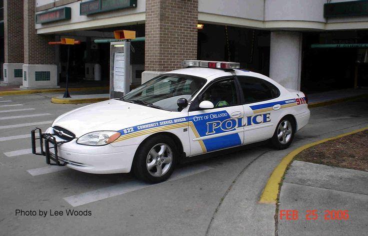 Ses Police Car - Taurus Car Club of America : Ford Taurus Forum