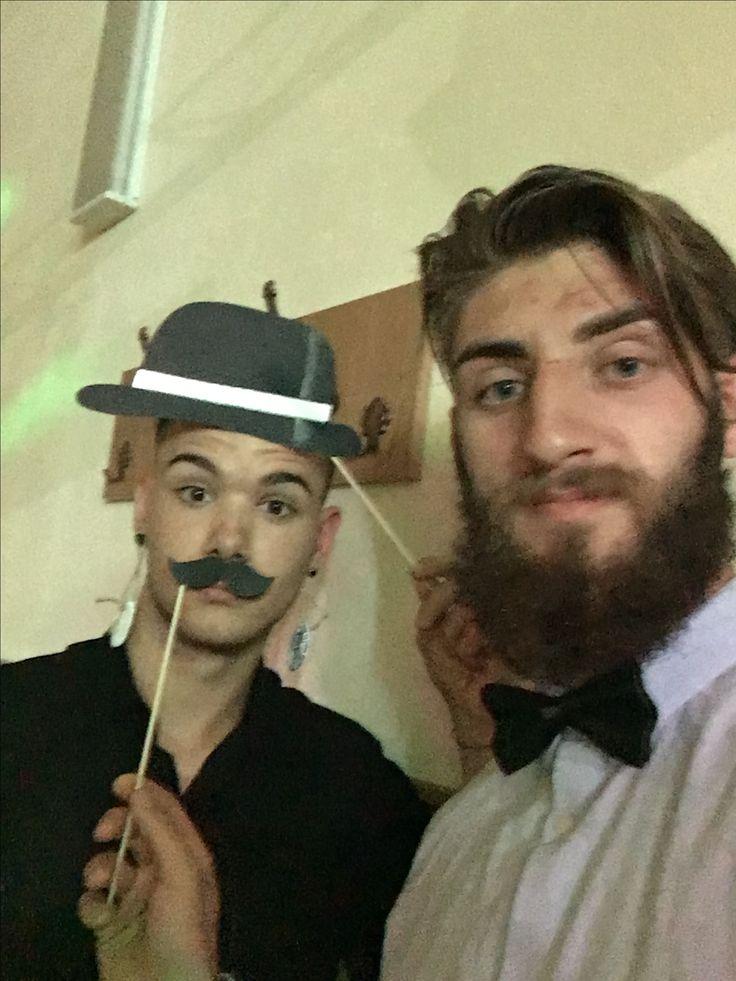 Mustache Friend!👌🏼