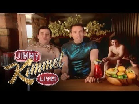 Part 2 of an oldie but goodie....Jimmy Kimmel's answer to Matt Damon's revenge video his own reply/revenge video....F*@#ing Ben Affleck  The cameos in this video are unbelievable starting off with Brad Pitt