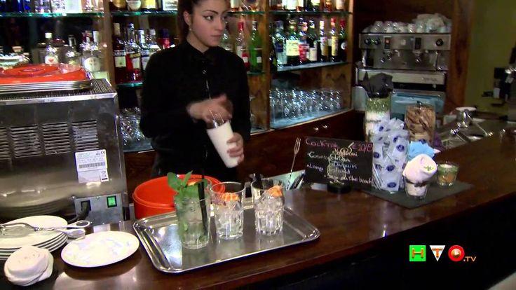 Hotel Capannelle - Recemption & Lounge Bar - www.HTO.tv
