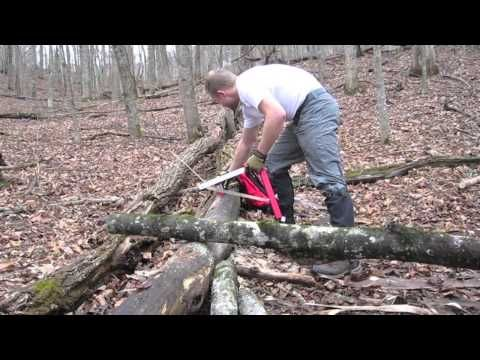 Sven Saw 15 : Outdoor Gear Review - YouTube