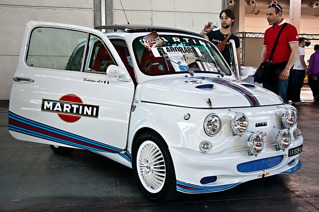 Fiat 500 tuned rally style by drs1ump