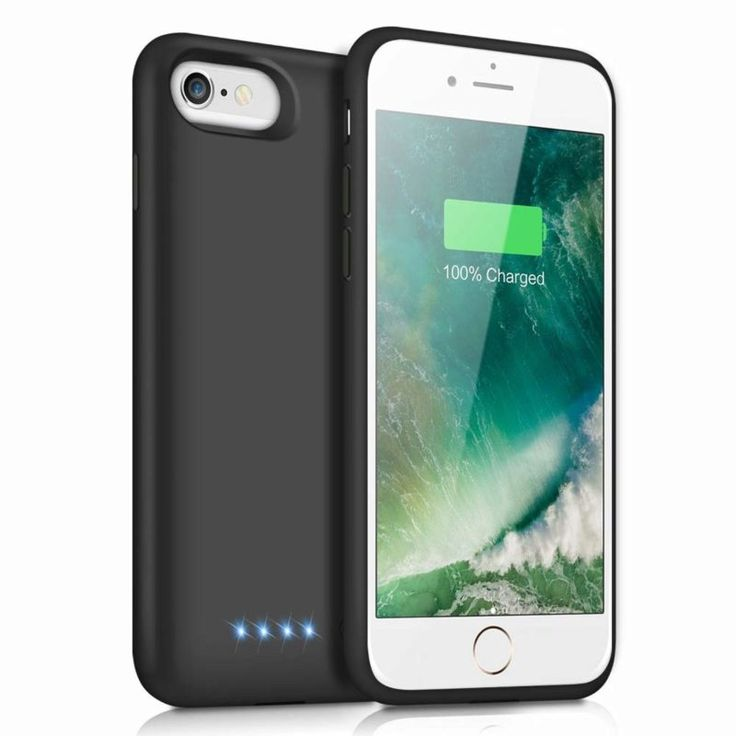Battery case for iphone 6s66000mah portable