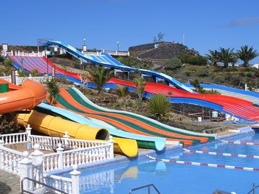 Costa Teguise water park