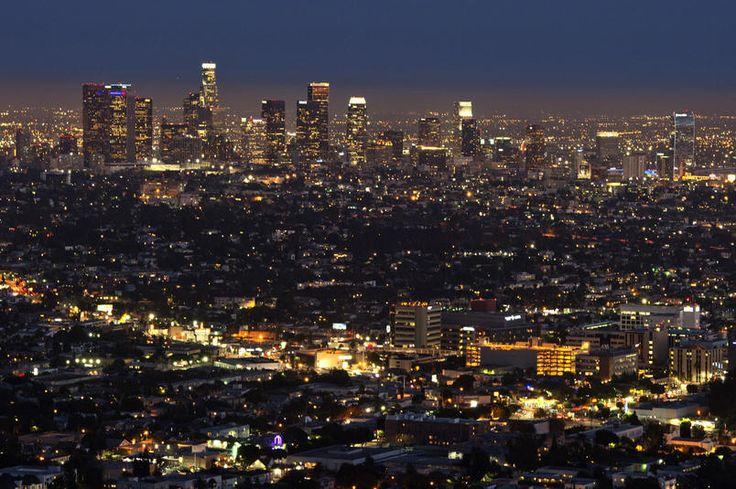 Los Angeles di notte
