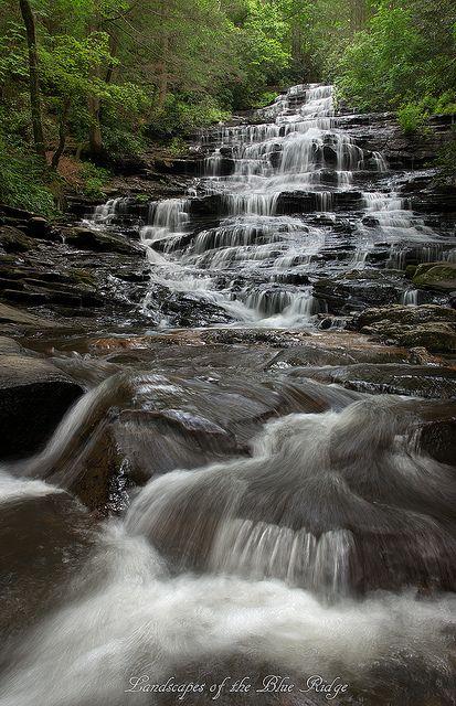 Minnehaha Falls - Georgia - USA
