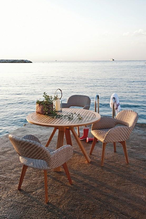 Conciliez nature et design truffaut mobilier for Mobilier jardin truffaut