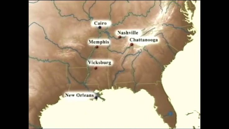 American Civil War  - What was the Anaconda Plan? (USE THIS ONE)