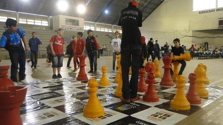 Município de Sapiranga - ESPORTE: Torneio de Xadrez de Sapiranga destaca vencedores em 7 categorias