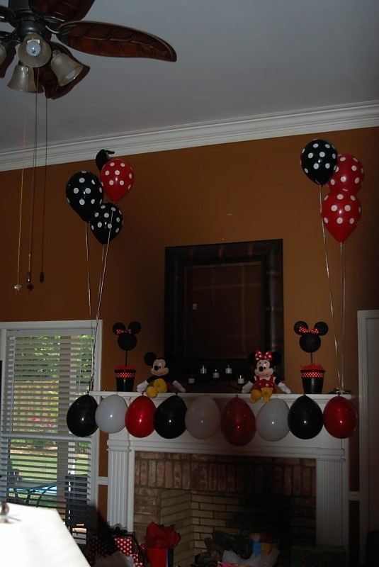 Decorations I made for Ella's 5th birthday party