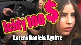 Daniela Aguirre Lady 100 Pesos - YouTube